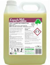 Aardvark Kennel Clean Lemon 5L Plus Free Dog Toy