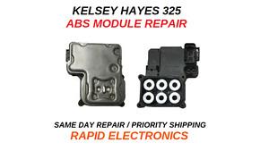 Chevrolet Silverado ABS Module Repair 1999 - 2008 Kelsey Hayes 325 ECBM Antilock