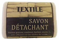 Super Savon Détachant Linge au Fiel de Boeuf 100 G Pour Graisse Cambouis Sang ..