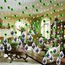 Luxury Glass Beads Door String Tassel Curtain Wedding Divider Panel Room Decor