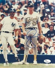 MARK MCGWIRE Signed Autograph 8x10 Photo Baseball Oakland A's Athletics JSA COA