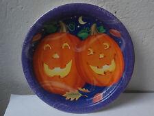 Piatti party Halloween zucca festa bicchieri tovaglioli