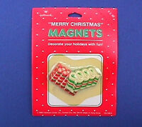 Hallmark MAGNET Christmas Vintage CANDY RIBBON Holiday Fridge NEW