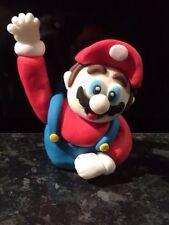 Mario commestibili torta Compleanno Topper Glassa Decorazione