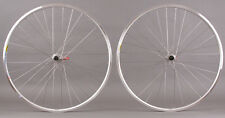 Mavic Open Pro Miche Campagnolo 32H hubs 9 10 11 speed wheelset fits Record