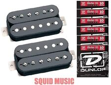 Seymour Duncan Slash APH-2s Alnico II Pro Black Pickup Set ( 6 SETS OF STRINGS )