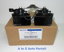 NEW 2015-2017 Ford F-150 Dual Note Horn / Horns Level 2 & Bracket Assembly, OEM