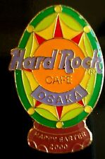 HRC hard rock cafe Osaka Easter 2000 Egg le500