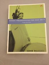 Cocoa Programming for Mac OS X by Aaron Hillegass (2008, Paperback)