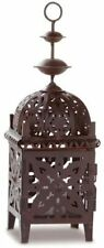 Gifts decor Exotic Metal Moroccan Style Votive Candle Lantern Light
