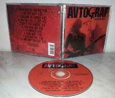 CD AUTOGRAF - TERR DOWN THE BORDER