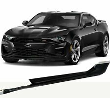 OEM GM 2016 2017 Chevy Camaro Front and Rear Black Meet Kettle Splash Guards