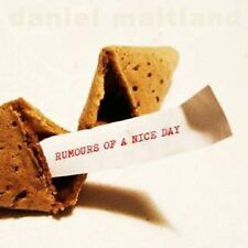 Daniel Maitland-Rumours of a Nice Day CD   New