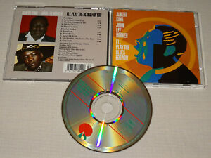 ALBERT KING & HOOKER - I'LL PLAY THE BLUES FOR YOU / TOMATO ALBUM-CD (MINT-)