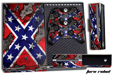 Designer Skin for XBOX ONE 1 Gaming Console +2 Controller Sticker Decals DE