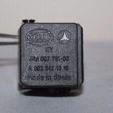Mercedes A 002 542 13 19 Hella relay 4RA 007 791 GM Opel Cadillac SAAB Vauxhall