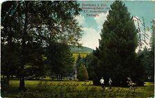 CPA Rothau i. Els. Genesungsheim des XV. Armeekorps Parkseite (393632)