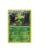 Leavanny 10/135 Rare Reverse Holo Black & White 8 Plasma Storm Pokemon Card