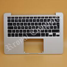"Macbook Pro Retina A1502 2015 13"" UK Top Case Palmrest & Keyboard B661-02361"