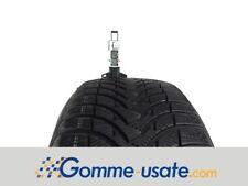 Gomme Usate Michelin 225/55 R17 97H Alpin A4 MO M+S (75%) pneumatici usati