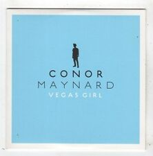 (FZ249) Conor Maynard, Vegas Girl - 2012 DJ CD