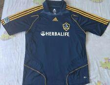Camiseta Trikot Shirt LA GALAXY Adidas Season 2008 Size XL Vintage Beckham