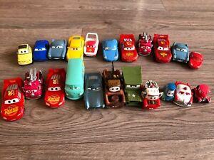 Disney Pixar Cars, set of 22 cars
