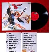 LP Ein irrer Typ - Soundtrack - Vladimir Cosma (Decca 623334 AO) D 1977 Belmondo