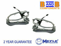 BMW X5 E53 INNER CARRIER OUTER DOOR HANDLE HOUSING FRONT PAIR MEYLE A1070