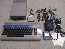 Commodore 64 computer + 1541 drive