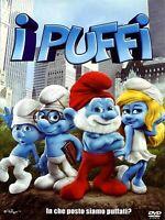 I PUFFI (2011) un film di Raja Gosnell - DVD EX NOLEGGIO - SONY