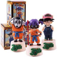 Dragon Ball Z 30th Arale Son Goku PVC Figure Collectible Model Toy Hot Sale