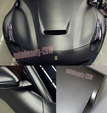 Style - Car Satin Matte Metal Metallic Chrome Vinyl Wrap Sticker Sheet Film HD