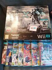 Nintendo Wii U Console 32GB with 7 Games