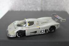 Sauber Mercedes C9 LM ´89 Mass Reuter Dickens 63 1:43 Starter handbuilt handmade
