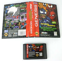 Separation Anxiety (CONDITION ISSUES: READ!) SEGA Genesis Game w/ Clamshell Case