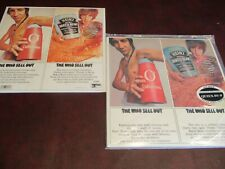 THE WHO SELL OUT CLASSIC RECORDS ORIGINAL RARE STEREO 200 Gram LP+POSTER + BONUS