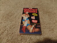 GREATEST GRUDGES wcw BRAND NEW FACTORY SEALED vhs wrestling SHIP WORLDWIDE