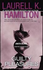 Guilty Pleasures Laurell K Hamilton Paperback Anita Blake Vampire Hunter Book 1