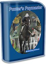 Punters Paymaster Betting Gambling Horse Racing System Software