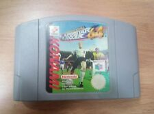 International superstar soccer 64 ISS - Nintendo 64 - N64 - PAL EUR -