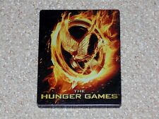 The Hunger Games Blu-ray Steelbook 2012 2-Disc Set Canadian Futureshop Exclusive