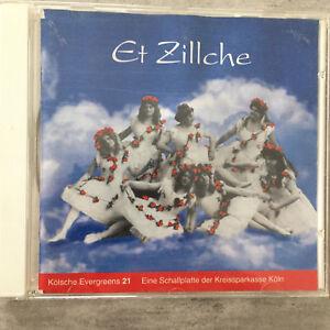 KÖLSCHE EVERGREENS 21: Et Zillche - Kölner-Männer-GV (CD Carlton 642-50602 /neu)