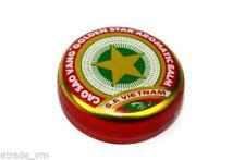 2 x 8g Golden Star Balm - Erkältung Kopfschmerzen Mückenstiche , Vietnam Balsam