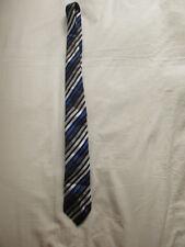 cravate en soie Sonia Rykiel Bleu Taille Unique à - 65%