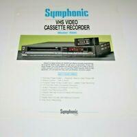 NOS Zenith VCR kit w// STK5481 regulator IC /& 100 ohm 1//4 watt fusible resistor