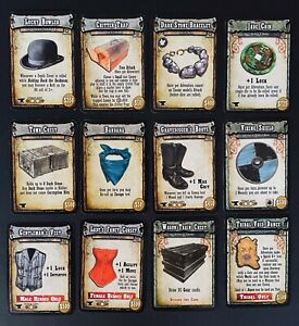 Shadows of Brimstone Promo Card - New and Unplayed
