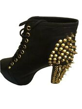 jeffrey campbell Spike Boots Iconic Style