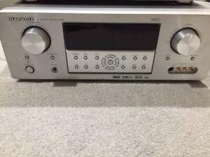 marantz amplifier receiver SR5600