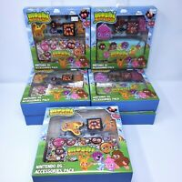 Lot of 8 ~ Moshi Monsters Nintendo DS Accessories Packs Cases Stylus +++